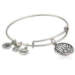 Lotus Alex and Ani bracelet